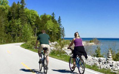 The Secrets to Biking on Mackinac Island