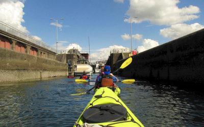 Exploring Seattle by Kayak