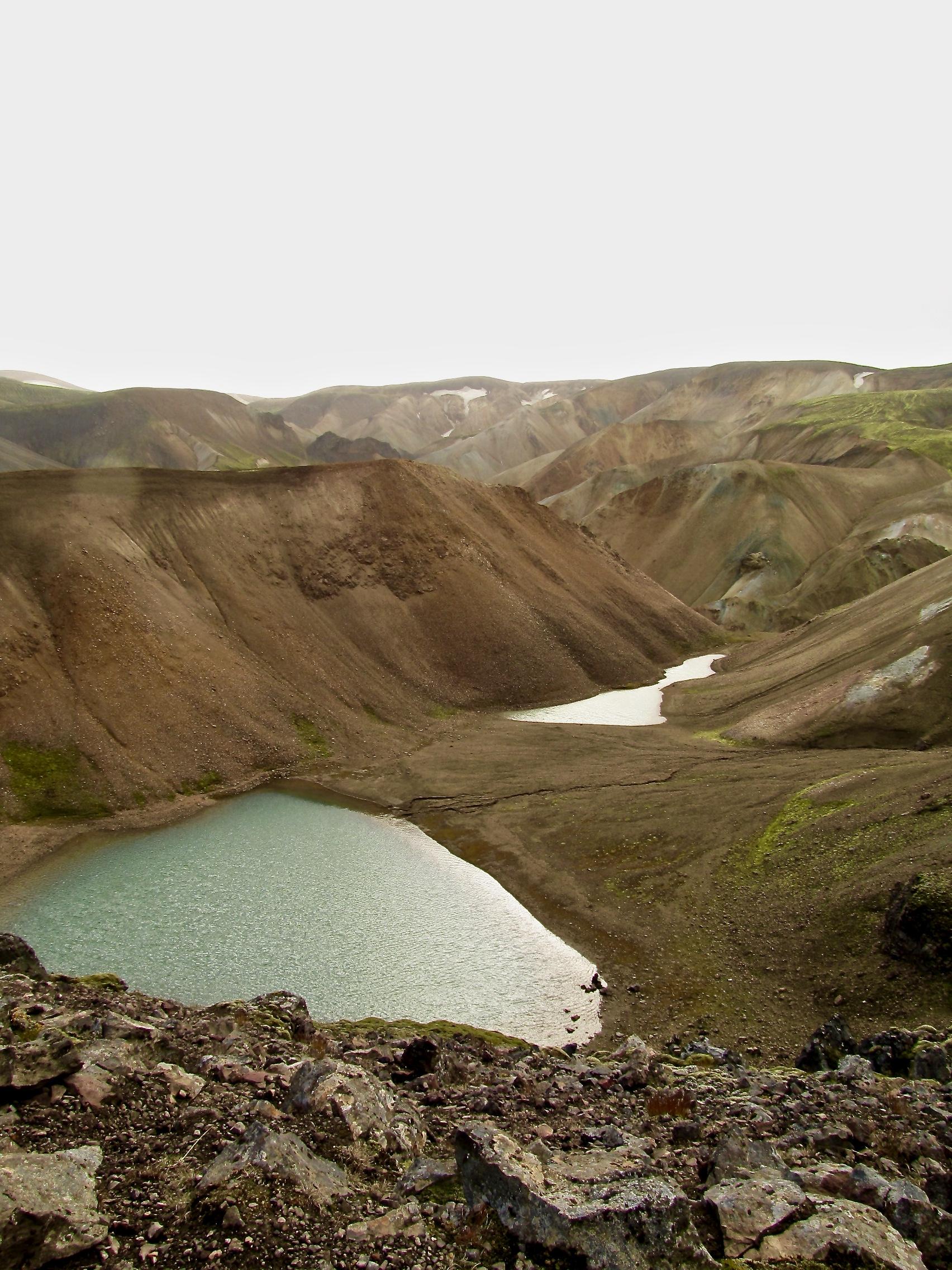 Laugavegur Trail (Iceland) 1