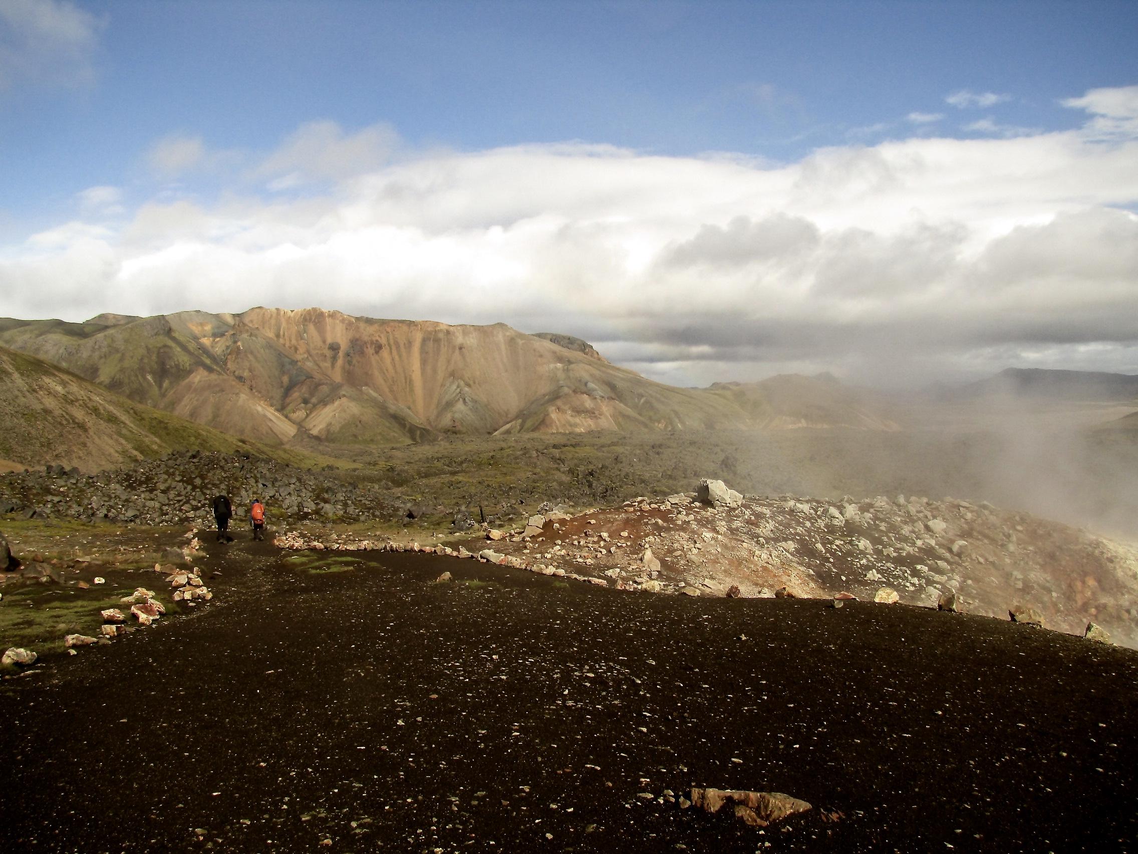 Laugavegur Trail (Iceland) 10