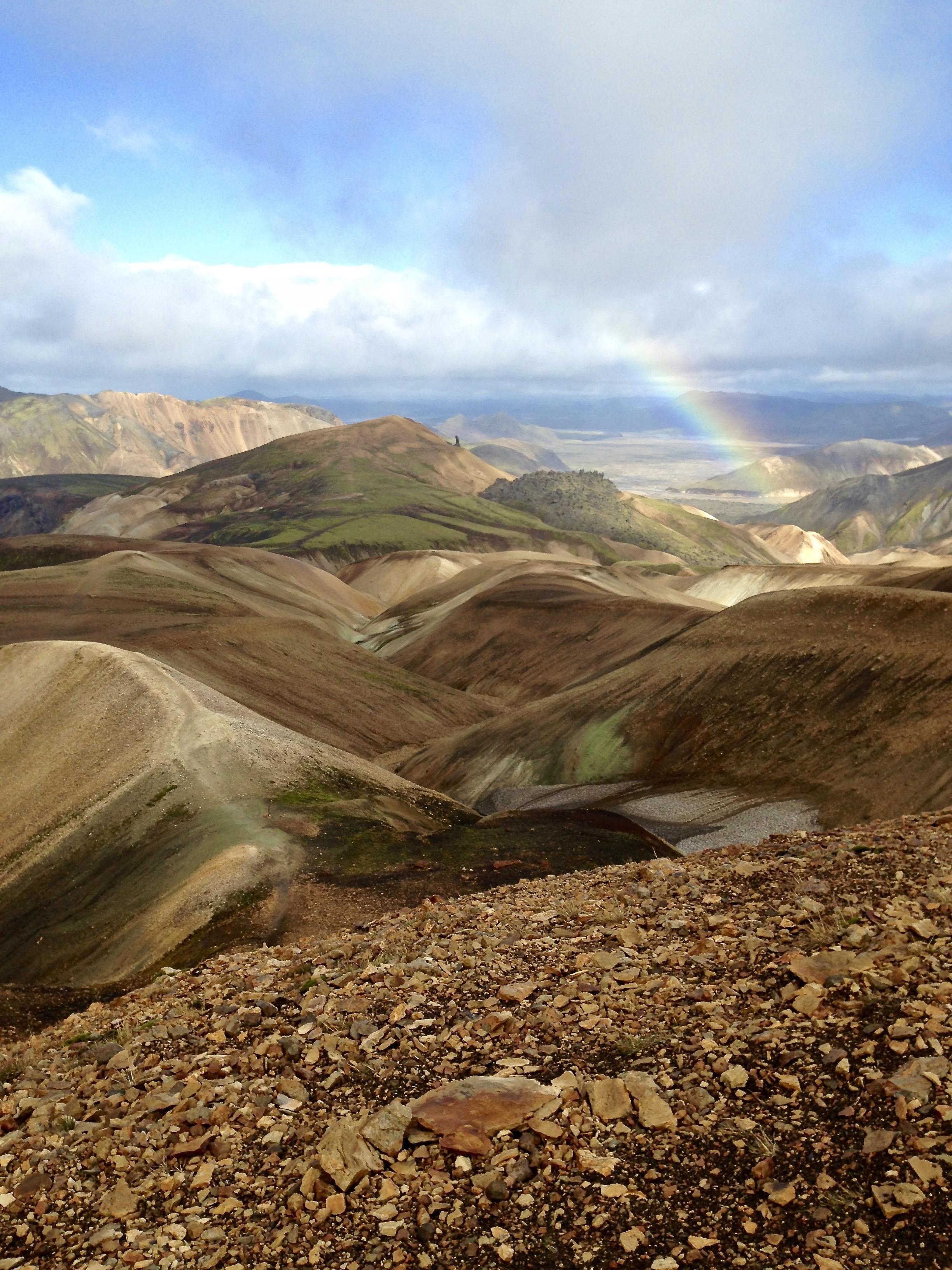 Laugavegur Trail (Iceland) 11