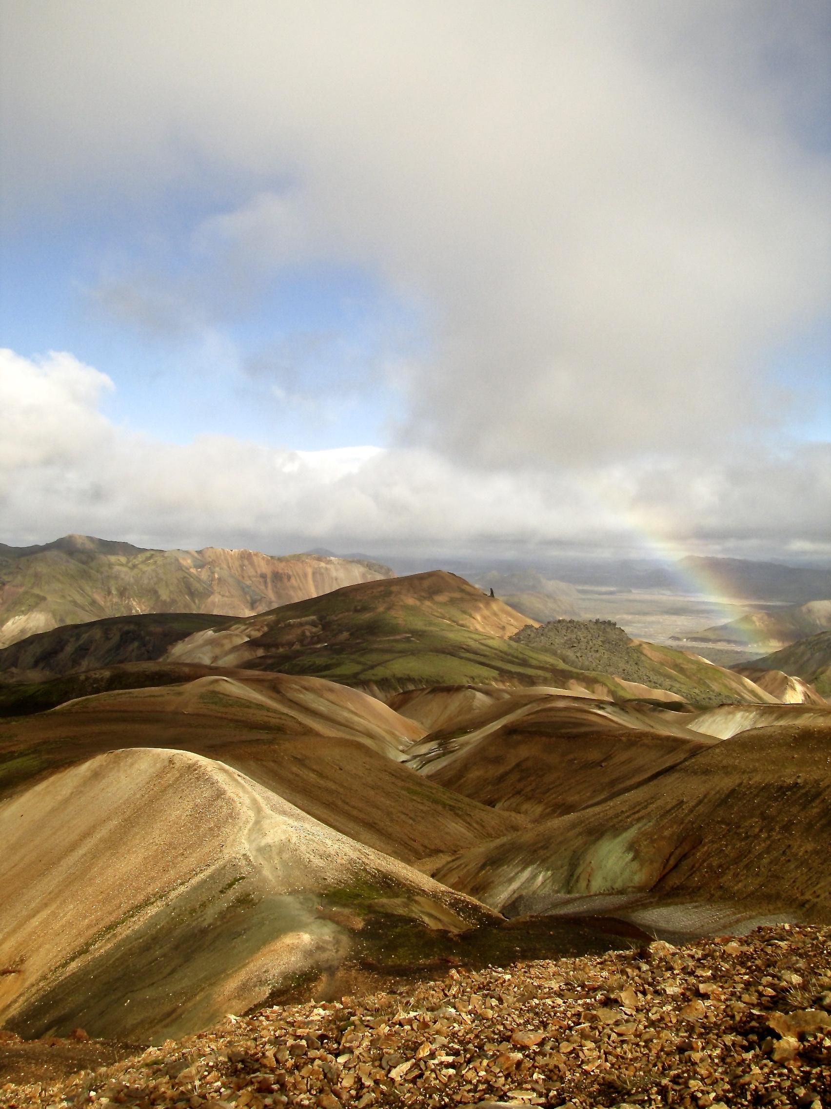 Laugavegur Trail (Iceland) 12