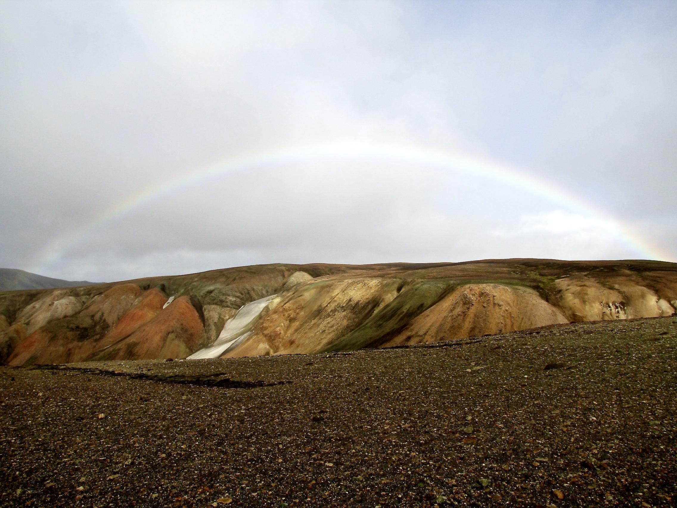 Laugavegur Trail (Iceland) 15
