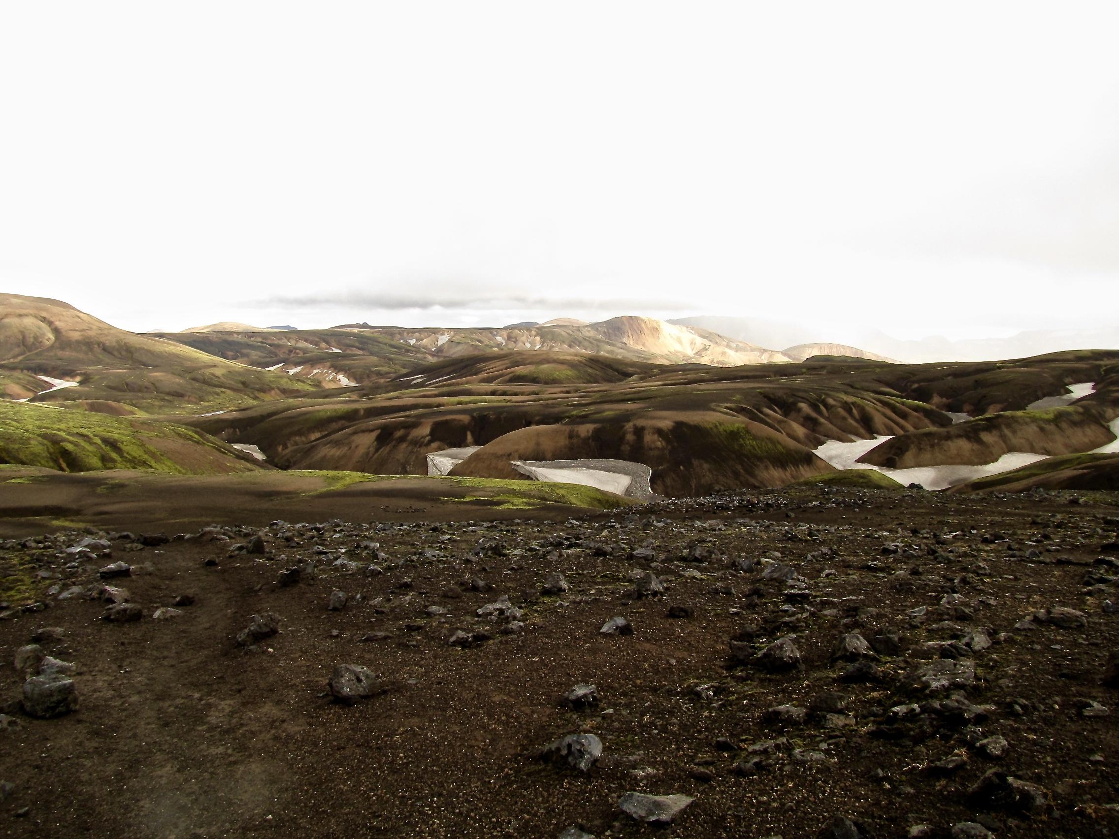 Laugavegur Trail (Iceland) 16