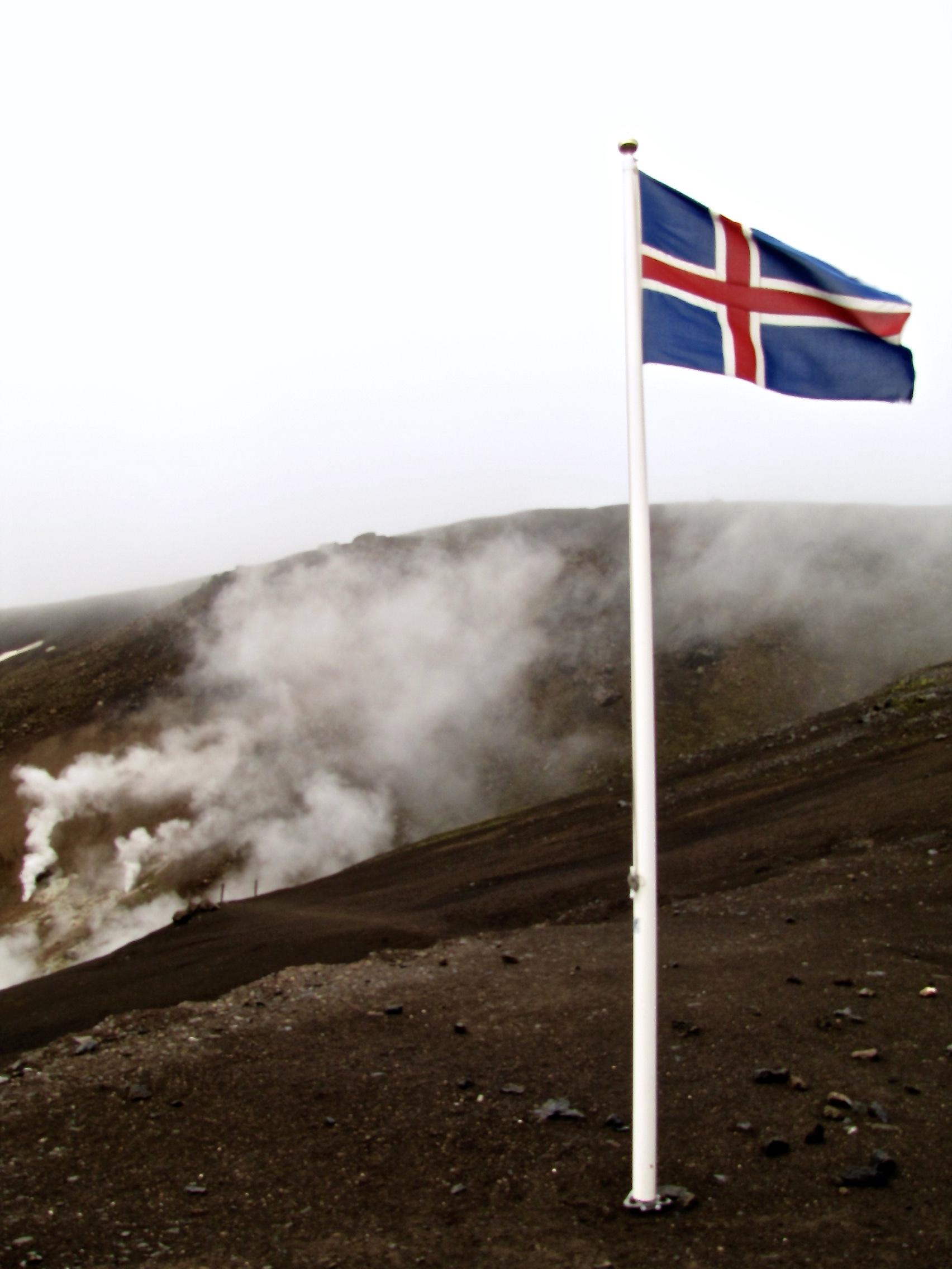 Laugavegur Trail (Iceland) 17