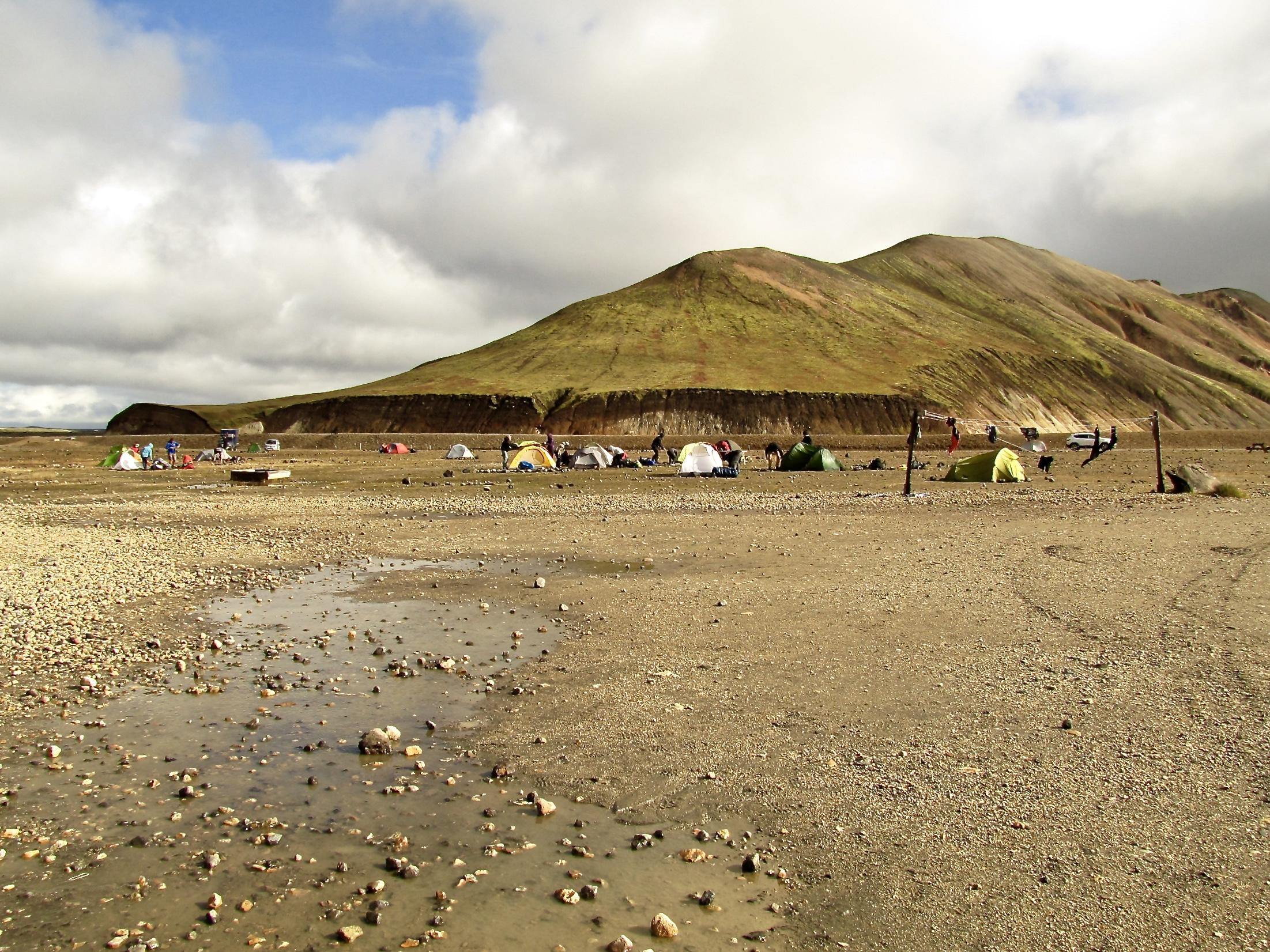 Laugavegur Trail (Iceland) 19
