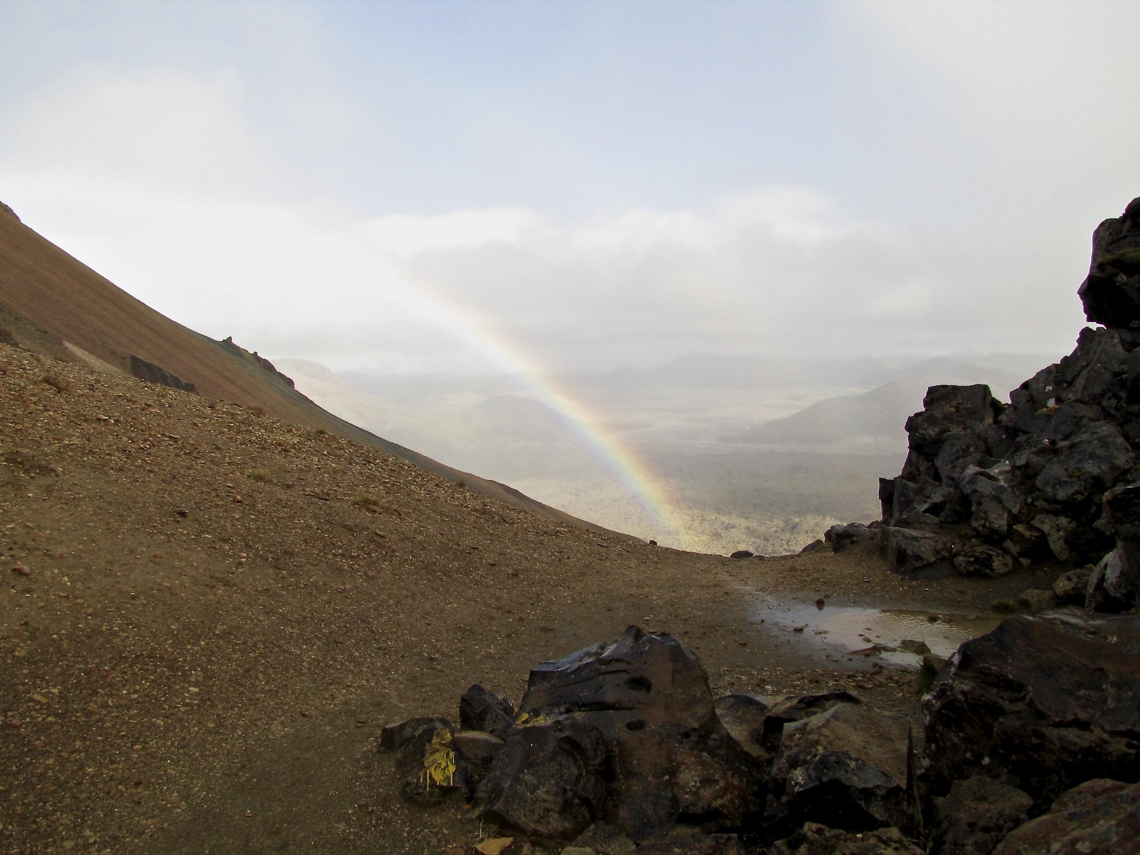 Laugavegur Trail (Iceland) 2