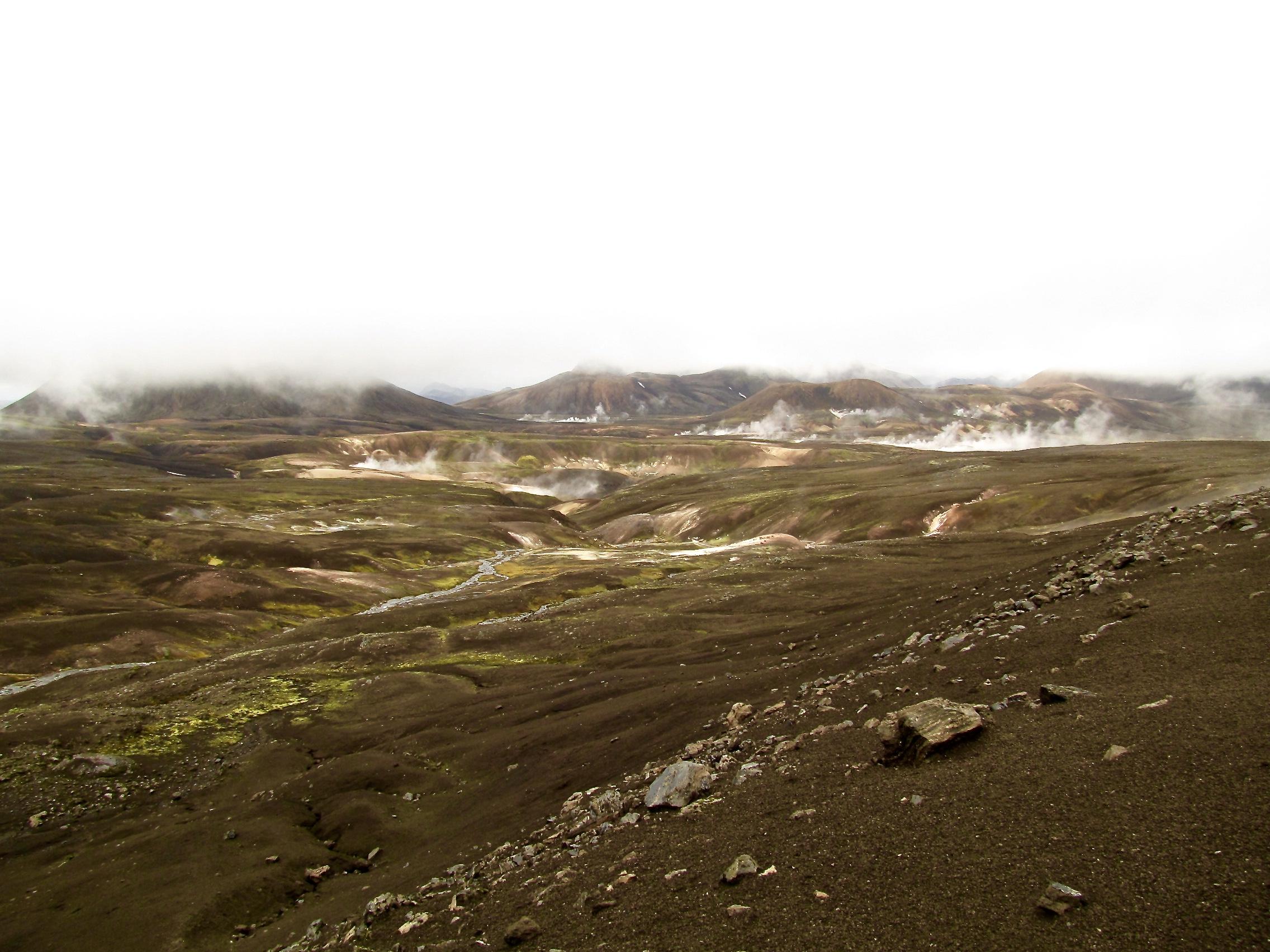 Laugavegur Trail (Iceland) 25