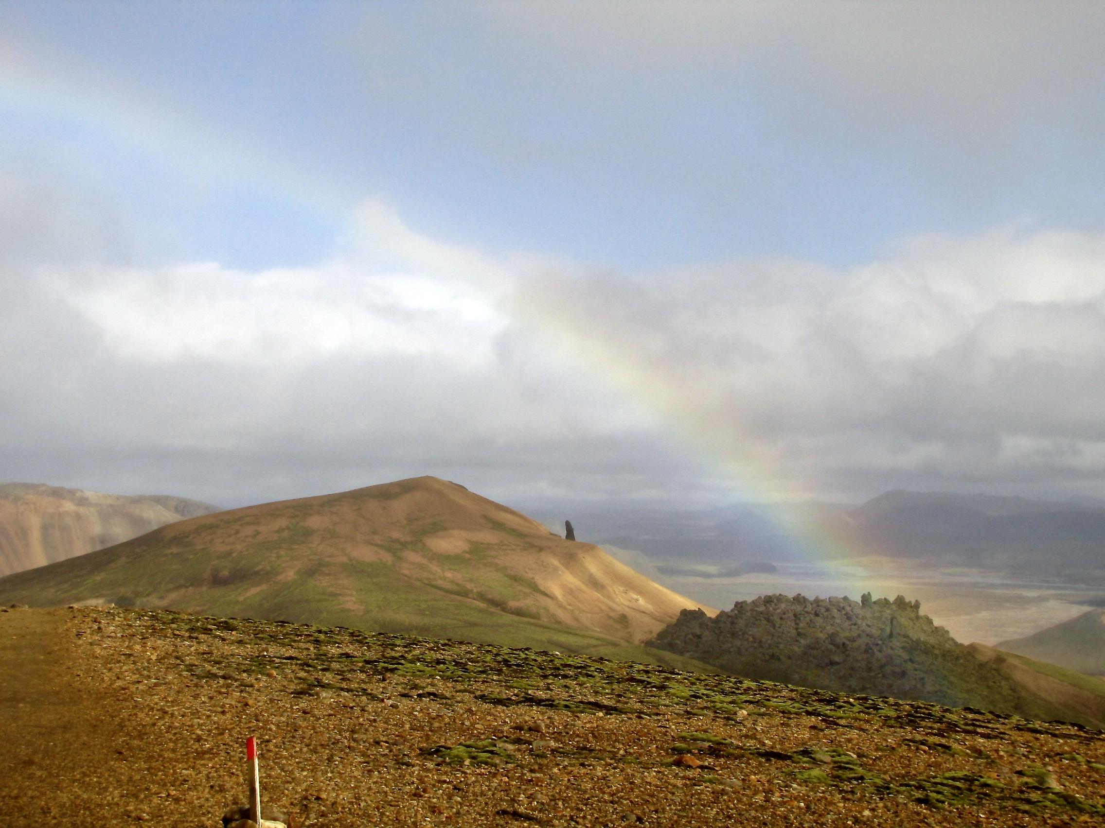 Laugavegur Trail (Iceland) 3