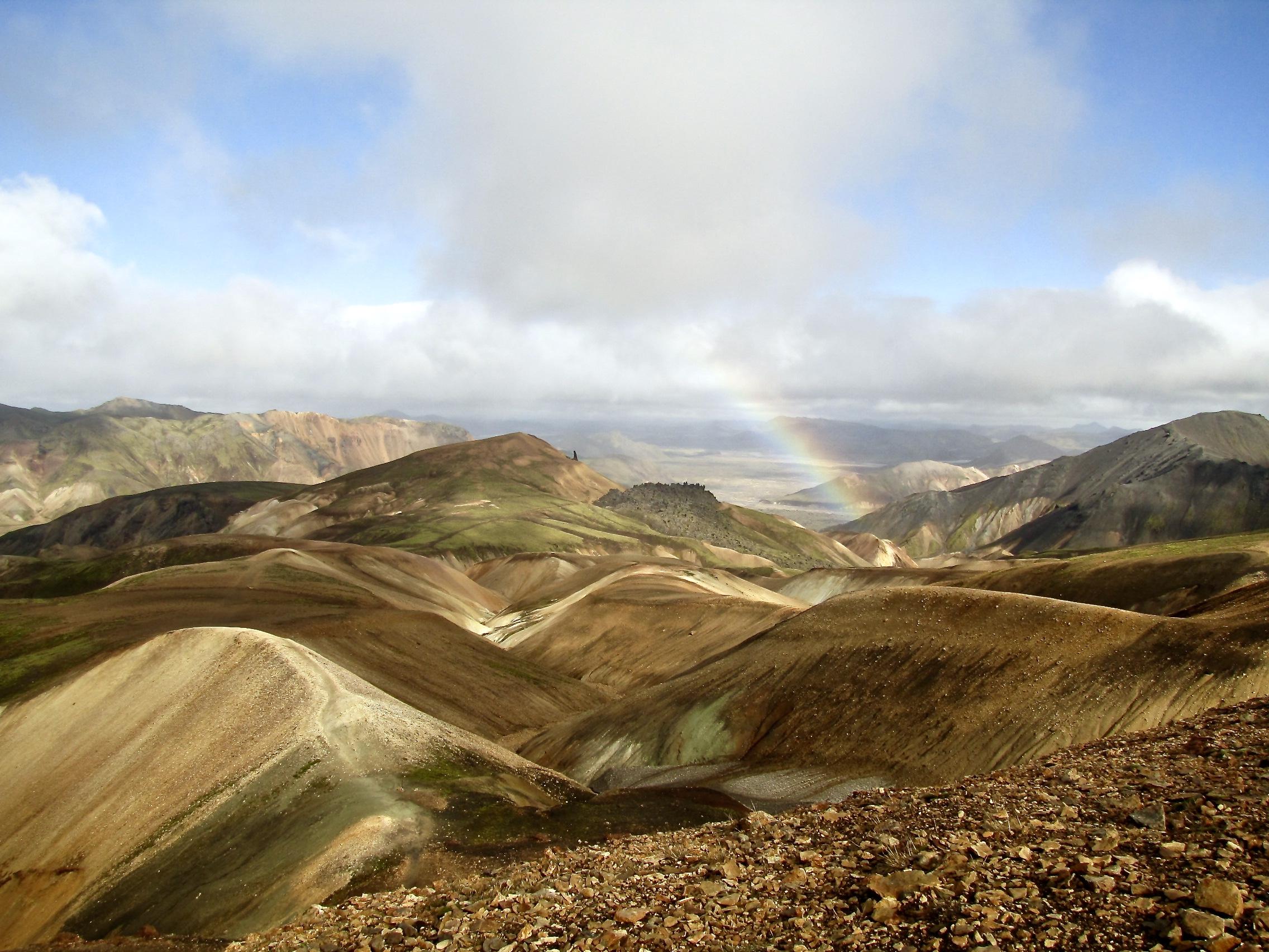 Laugavegur Trail (Iceland) 4