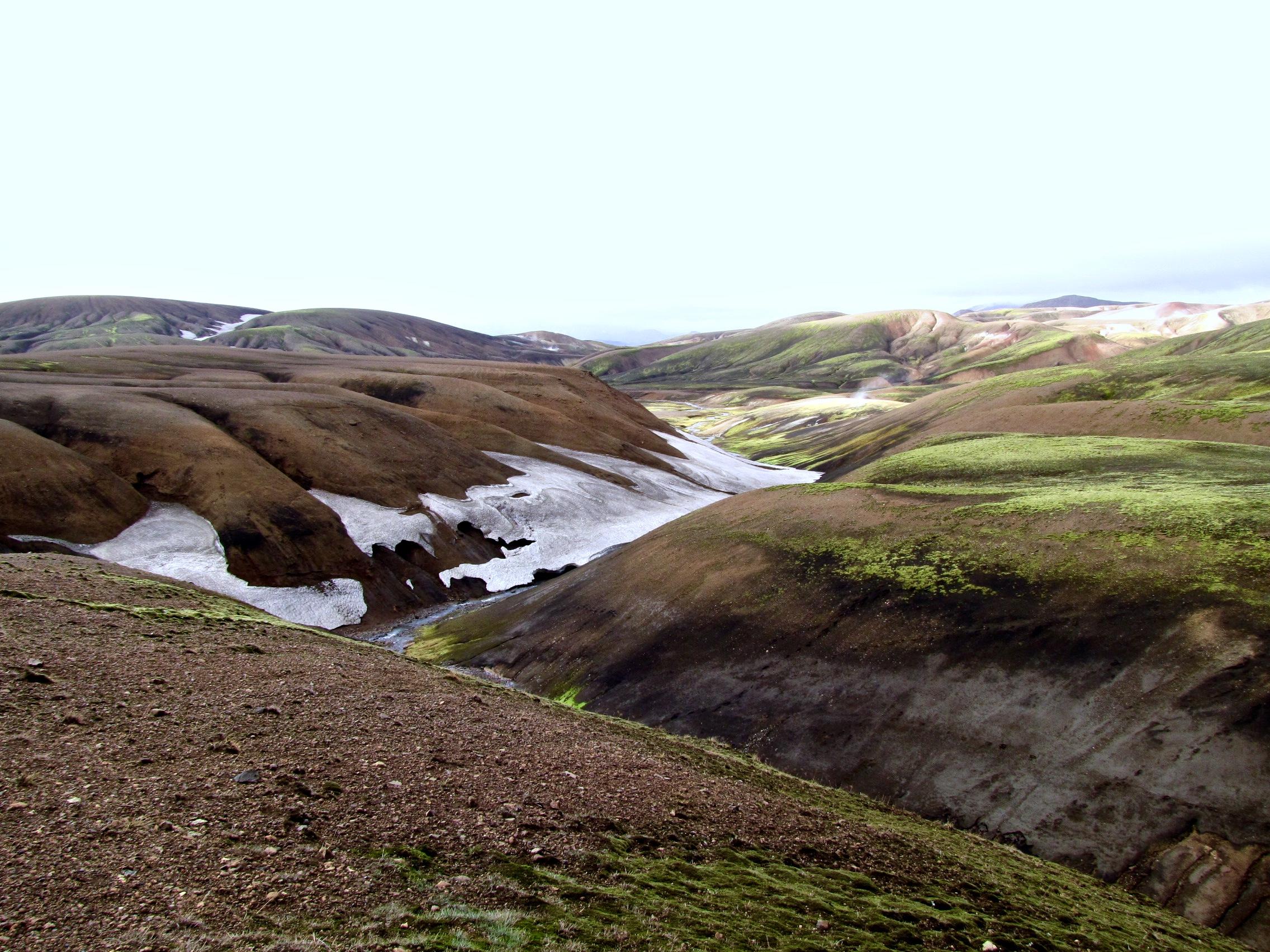 Laugavegur Trail (Iceland) 40