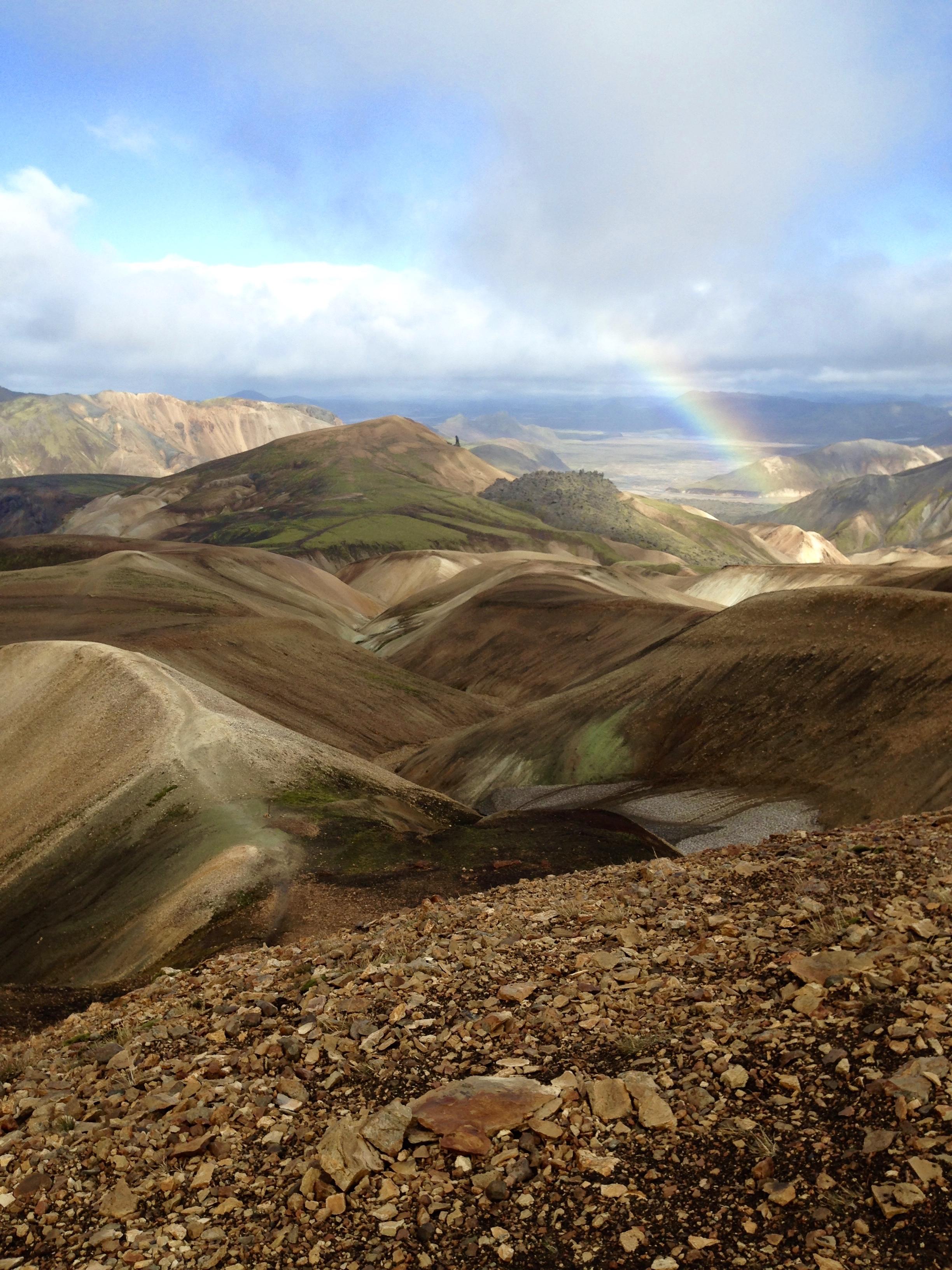 Laugavegur Trail (Iceland) 42