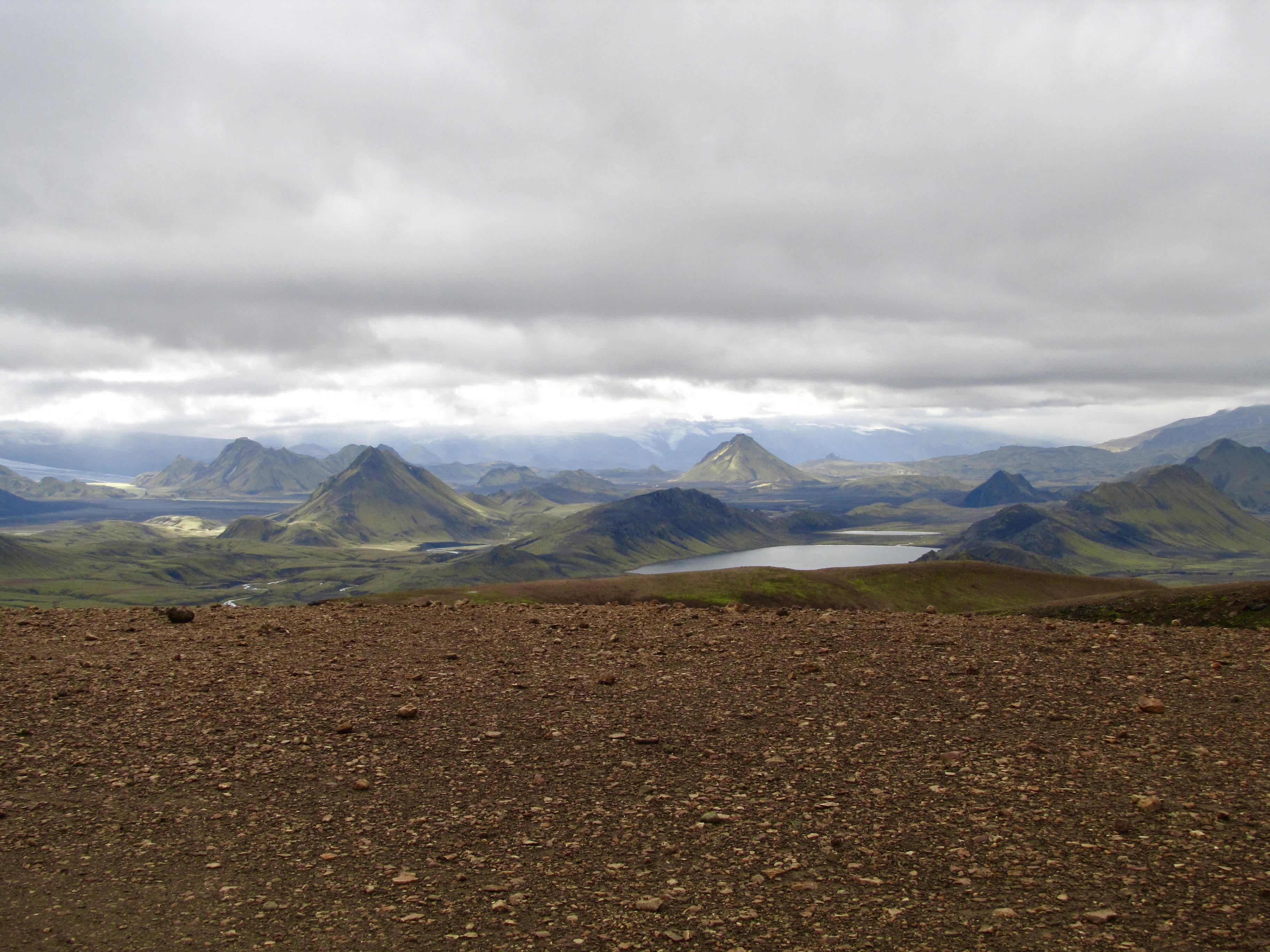 Laugavegur Trail (Iceland) 43