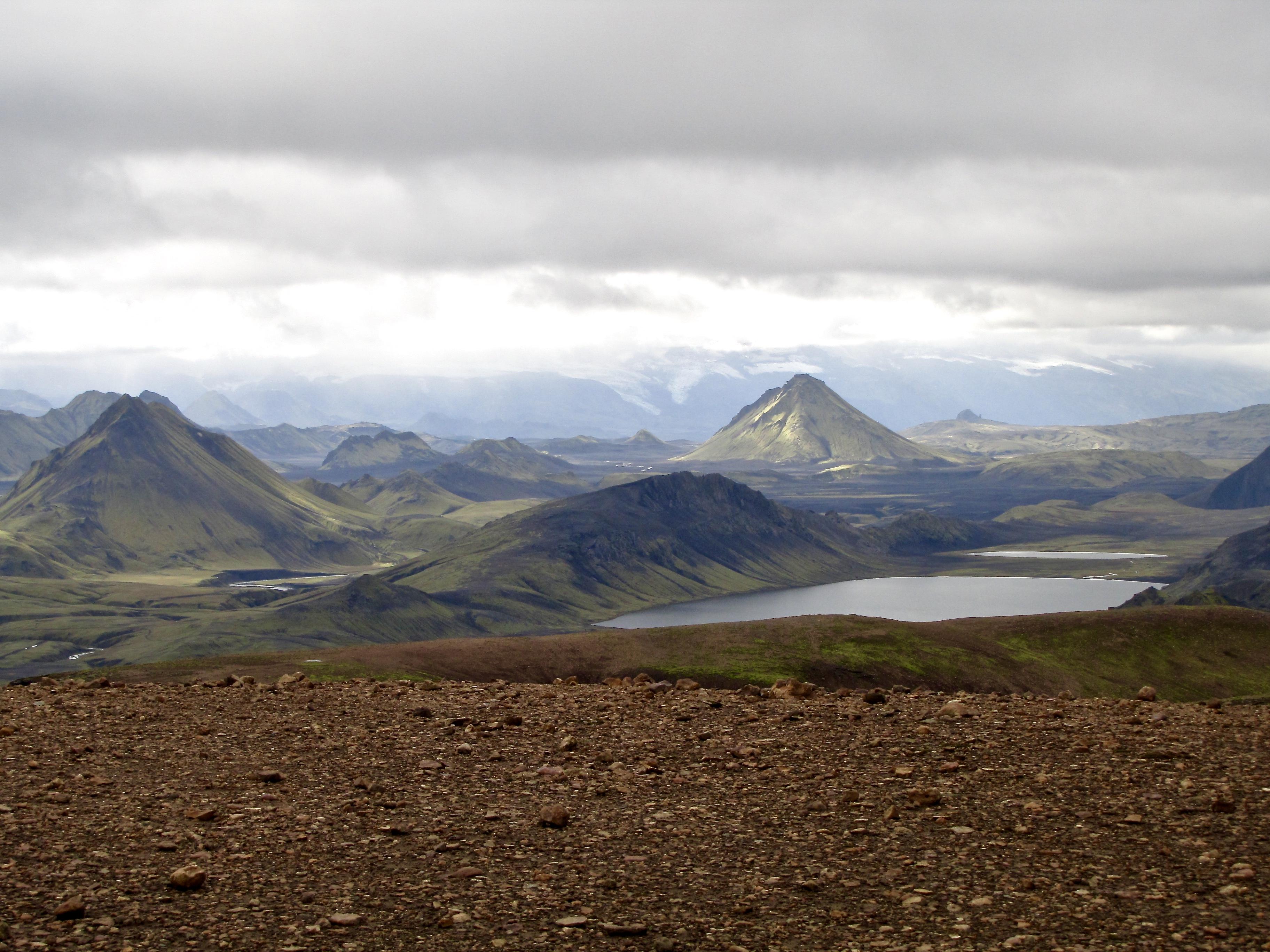 Laugavegur Trail (Iceland) 6