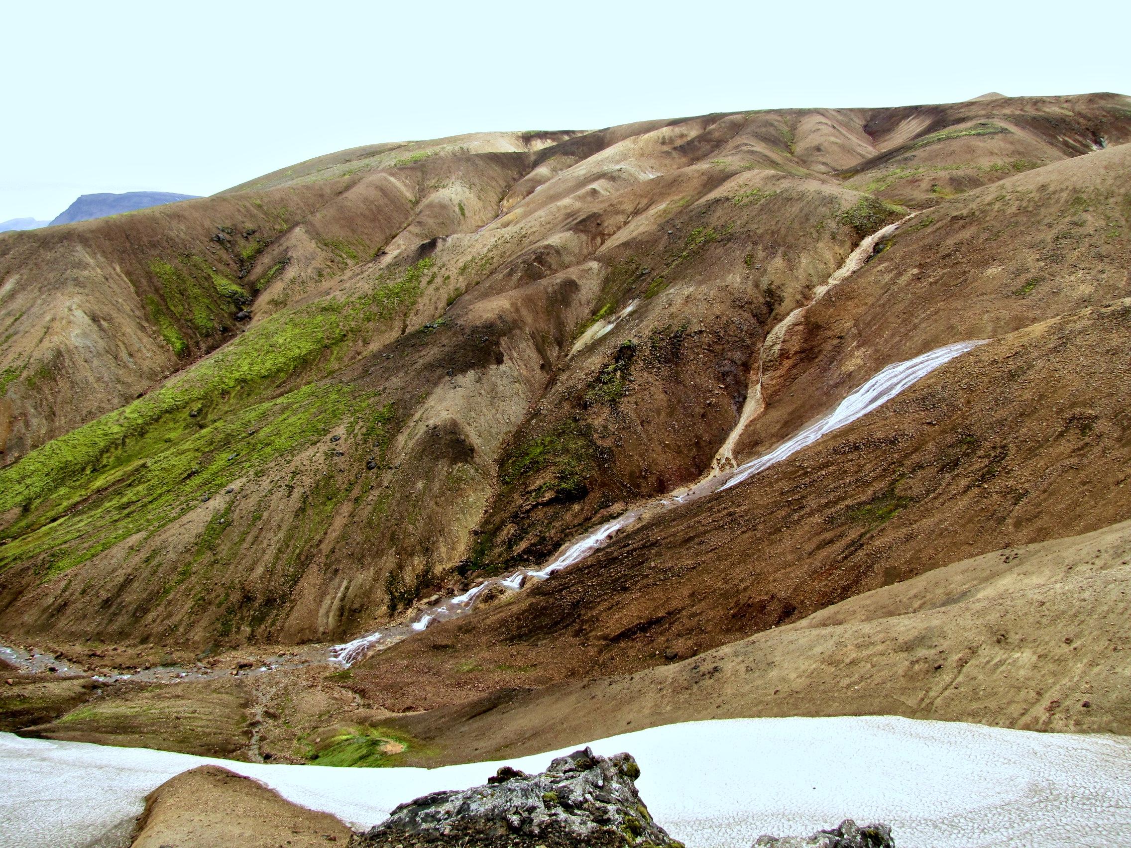 Laugavegur Trail (Iceland) 7