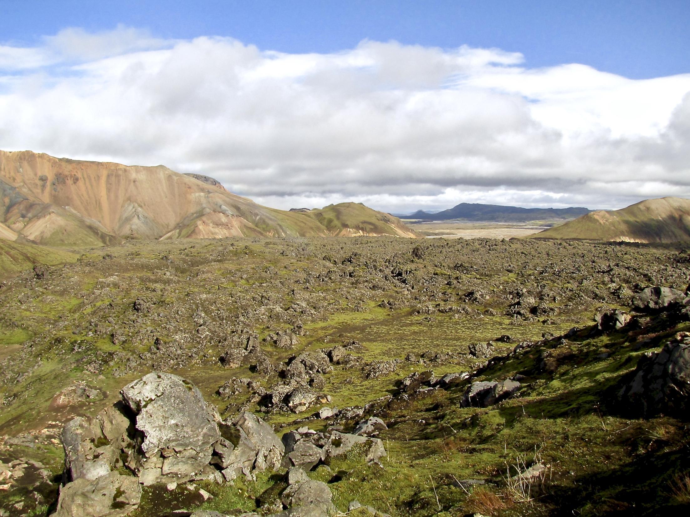 Laugavegur Trail (Iceland) 9