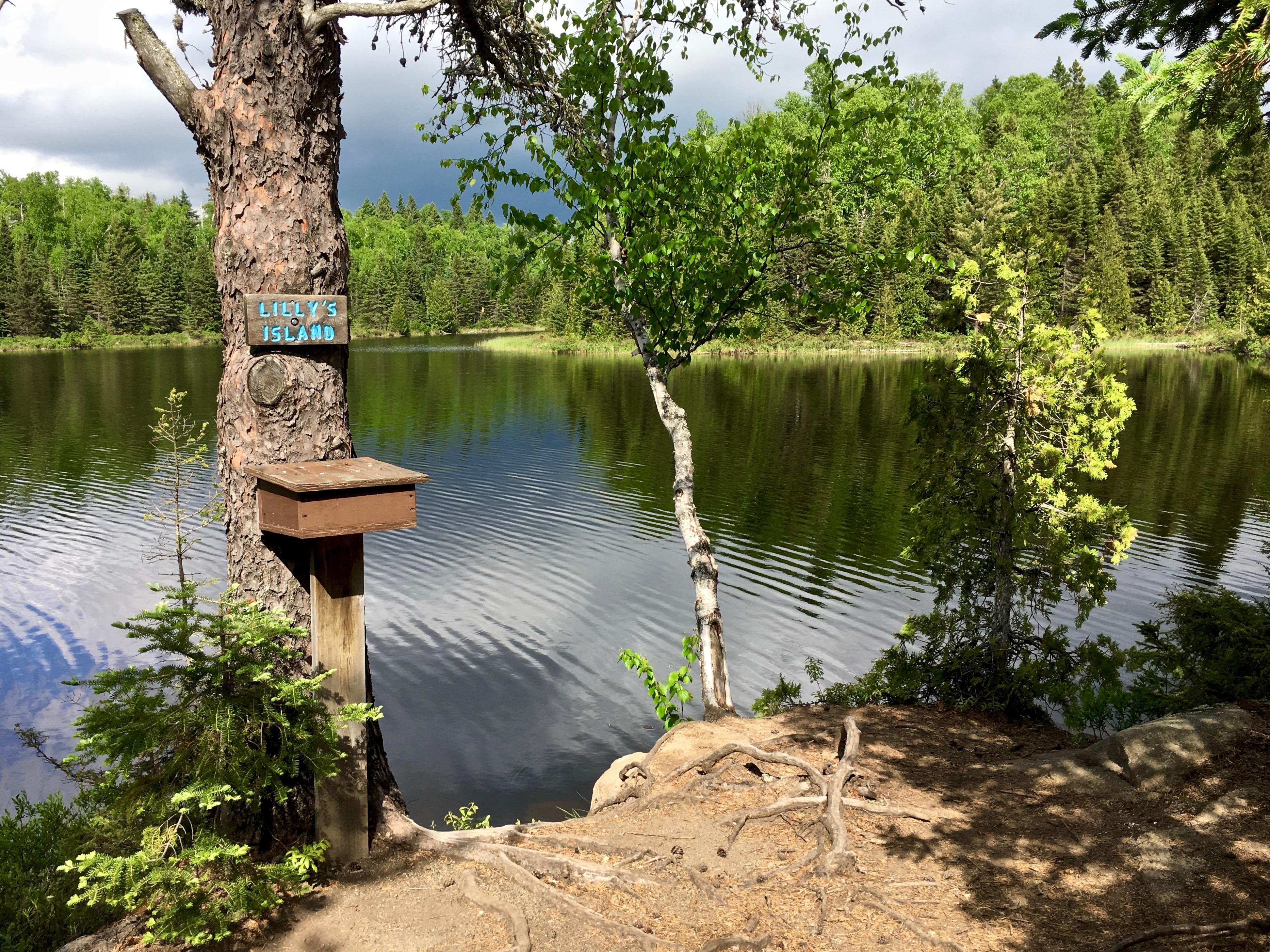 Superior Hiking Trail 27