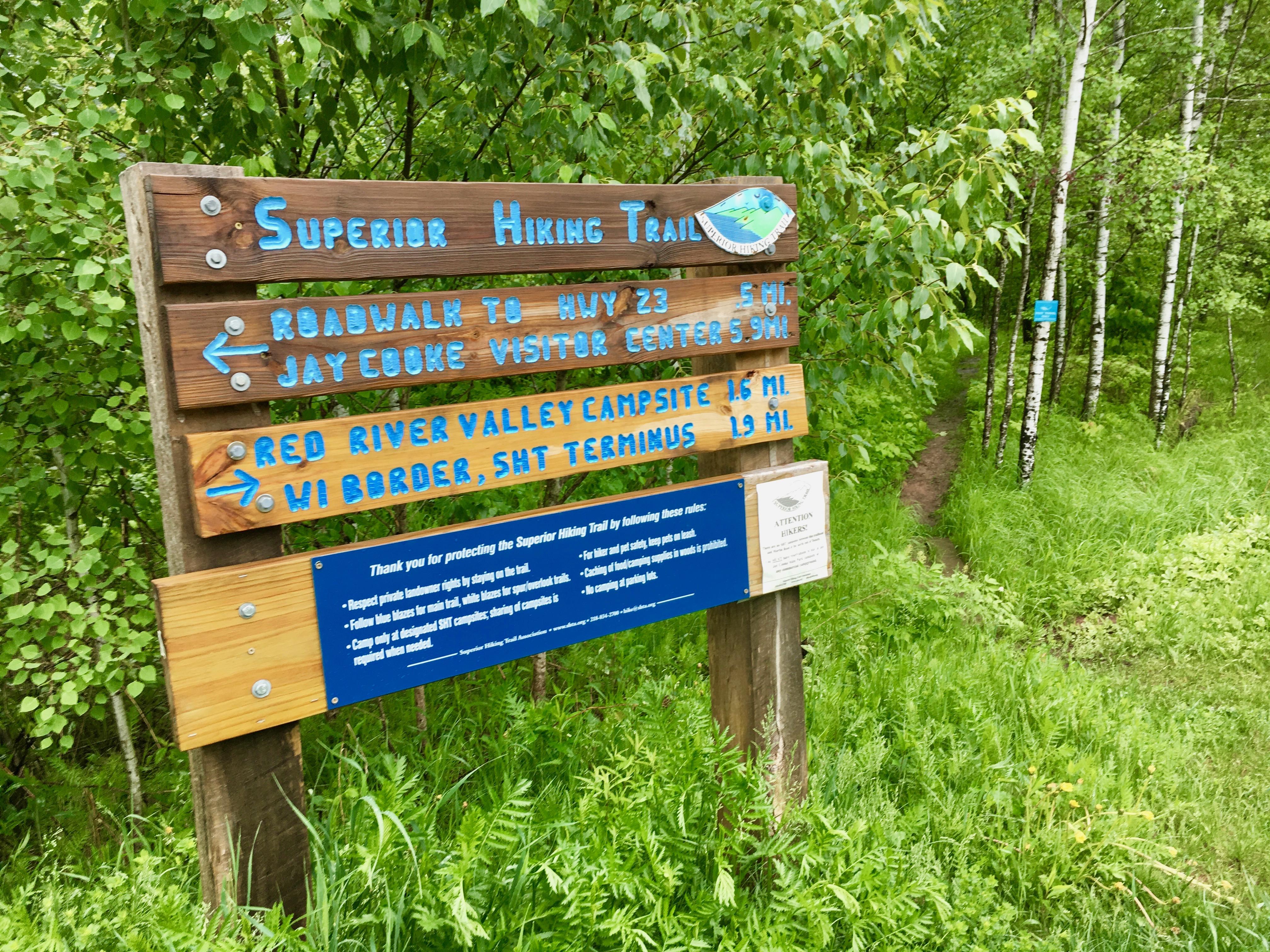 Superior Hiking Trail 3
