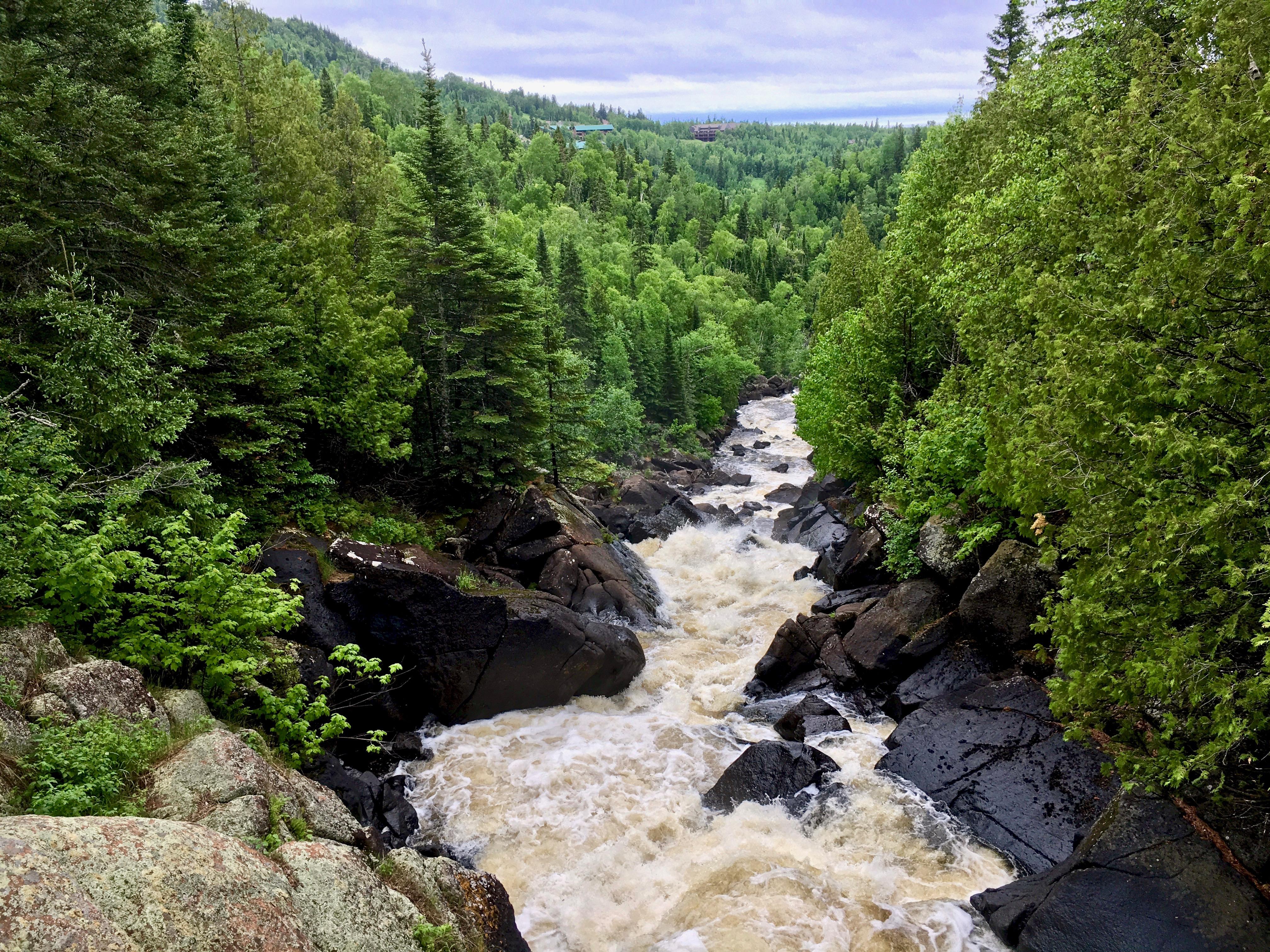 Superior Hiking Trail 33