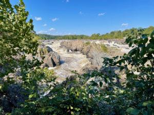 Waterfalls in Virginia.